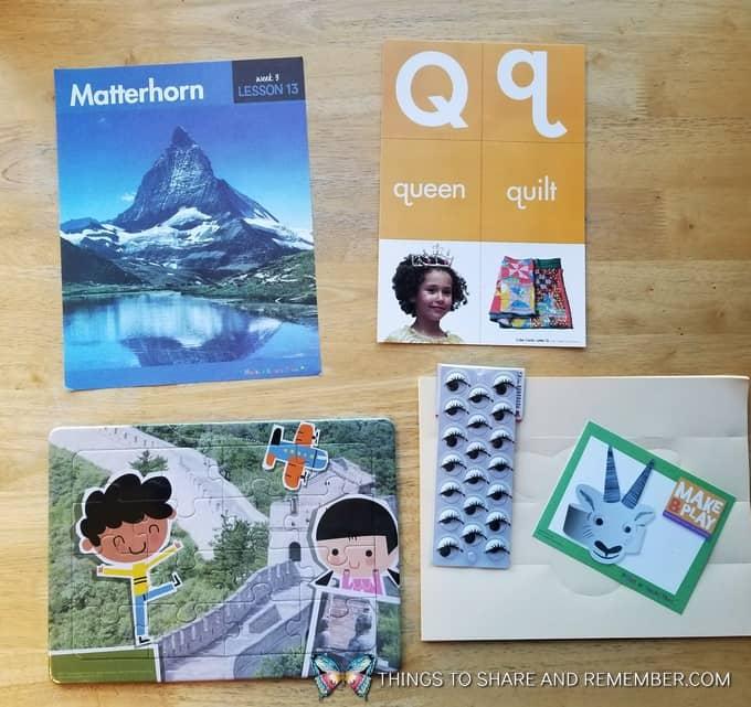 Lesson 13: Matterhorn