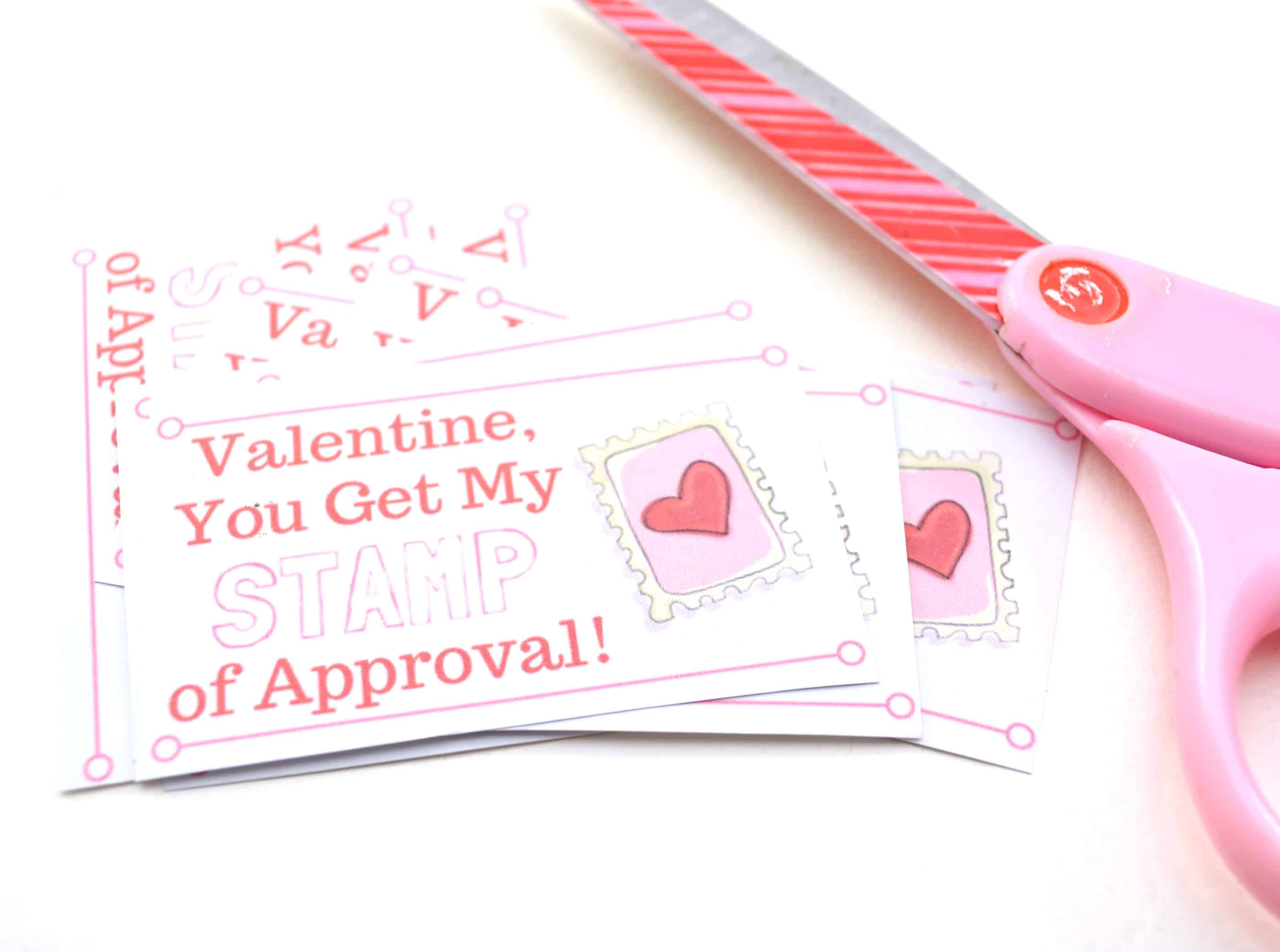print and cut apart valentine cards