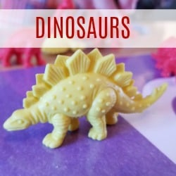 More Dinosaur Themed Activities