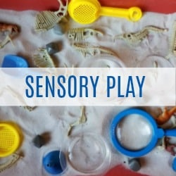 preschool sensory play ideas for all kinds of themes