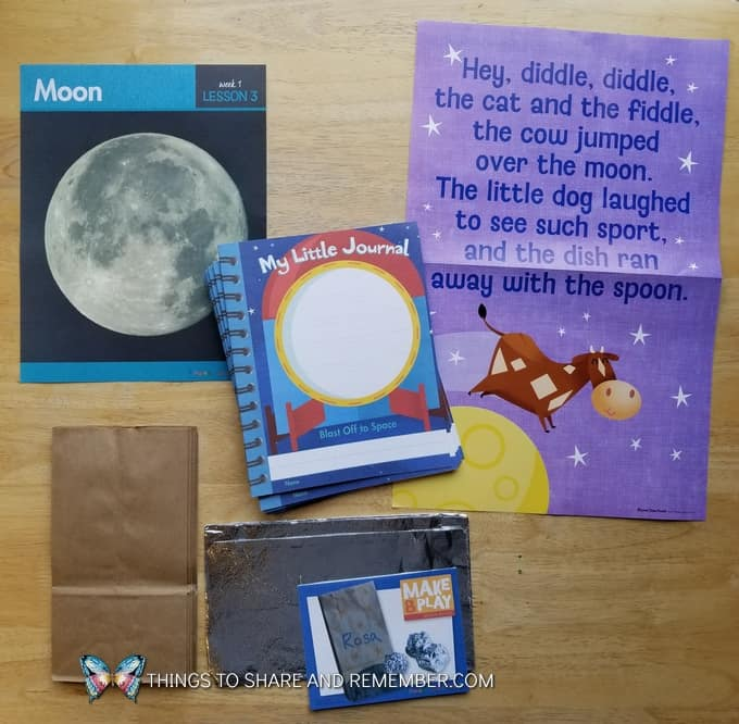preschool moon theme