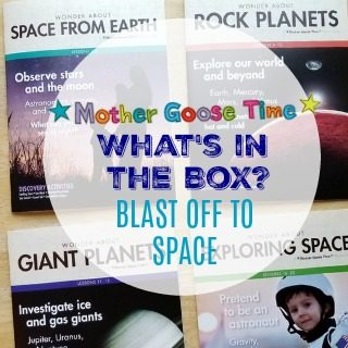 What's in the Box? Blast Off to Space