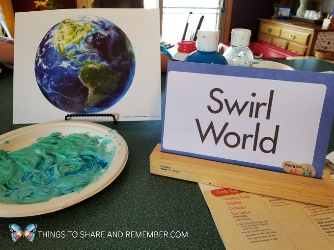 MAPS AND GLOBES IT'S A SMALL WORLD PRESCHOOL THEME - THINGS TO SHARE AND REMEMBER BLOG