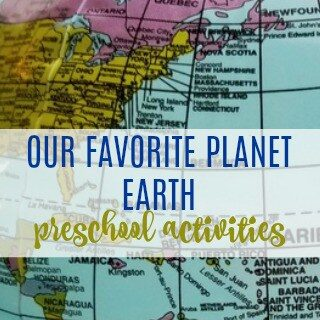 Our Favorite Planet Earth