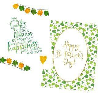 St. Patrick's Day Free Printables