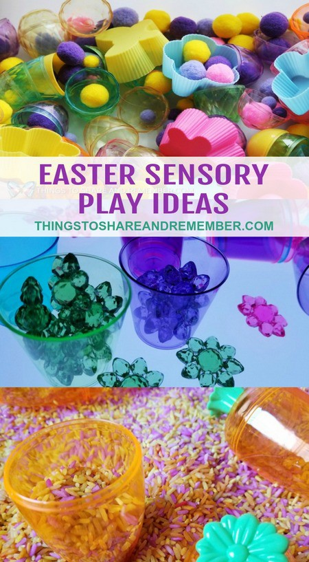 Easter Sensory Play Ideas