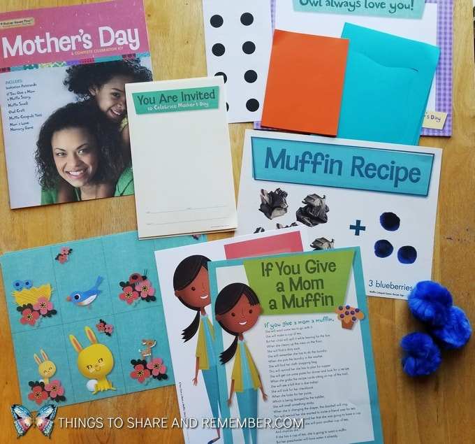 Mother's Day celebration kit Mother Goose Time