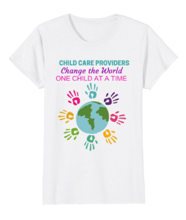 child are provider t-shirt provider appreciation day gift