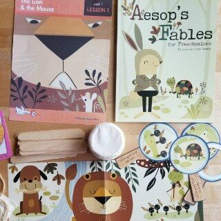 What's in the Box: Fables and Folktales