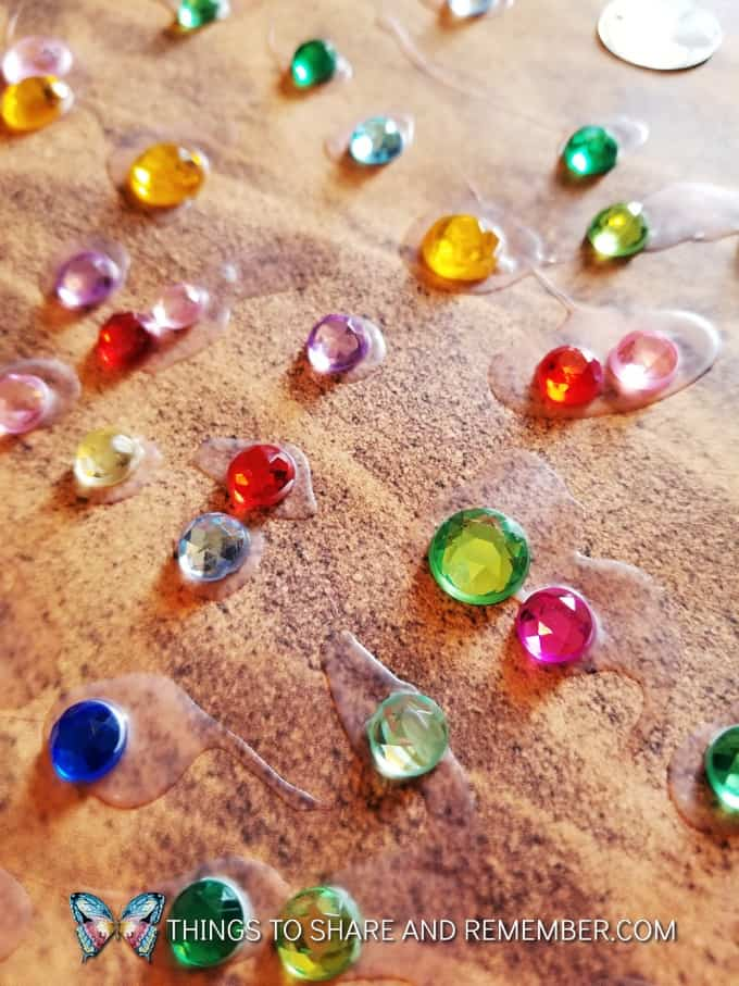 Gems and Jewels Sensory and Sorting Play Activities Preschool Activities