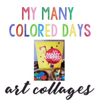 My Many Colored Days Collages