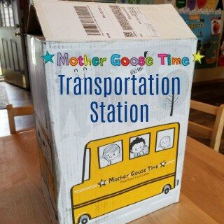 What's in the Box: Transportation Station