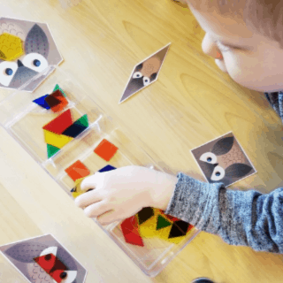 owl activities for preschoolers