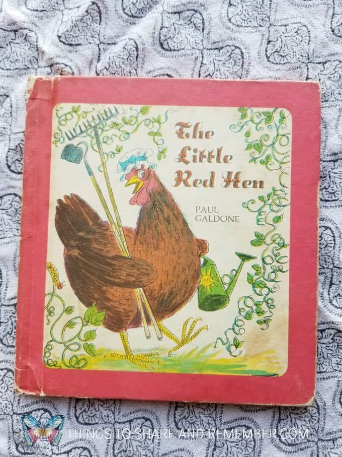 The Little Red Hen story is perfect for learning about grains in the food groups - Mother Goose Time Health and Fitness theme for February 2019 - Preschool curriculum Food Groups - Grains activities #MGTblogger #MGTHealthandFitness #ece #preschool #nutritiontheme