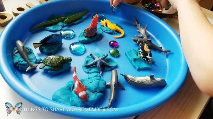 ocean TOOB Toys figurines
