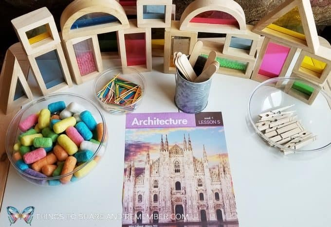 Architecture Activities for Preschoolers
