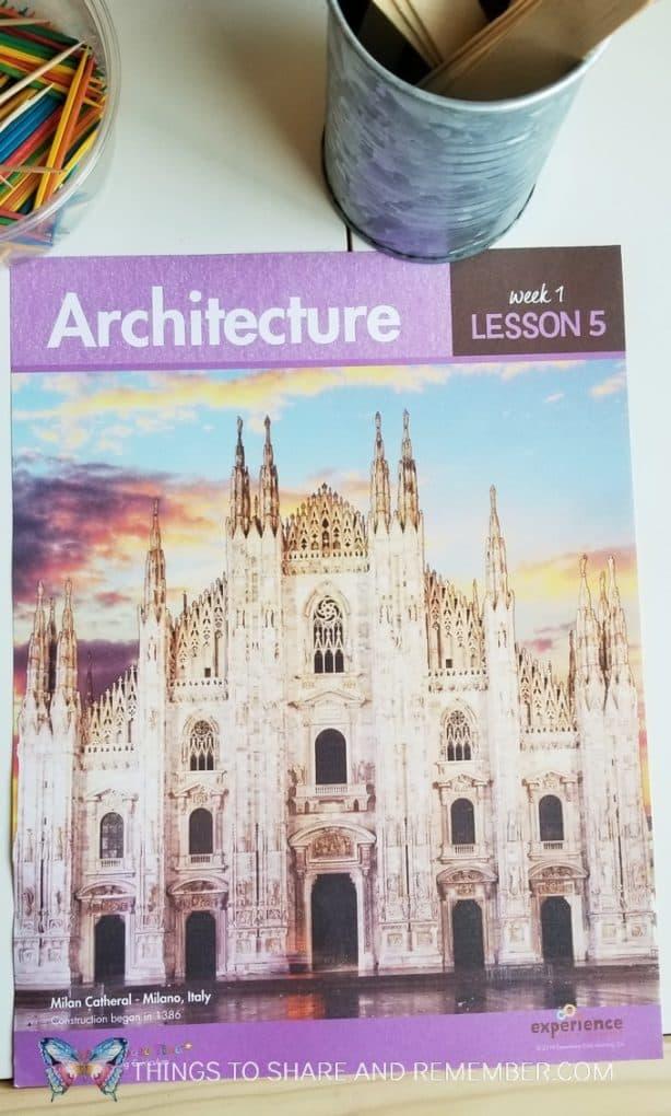 Architecture Activities for Preschoolers