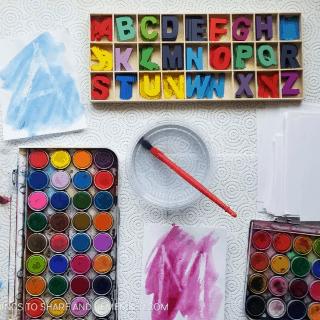 Magic letters preschool literacy