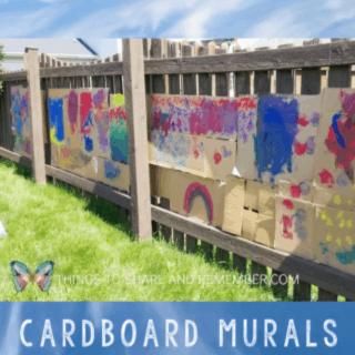cardboard murals 320 x 320