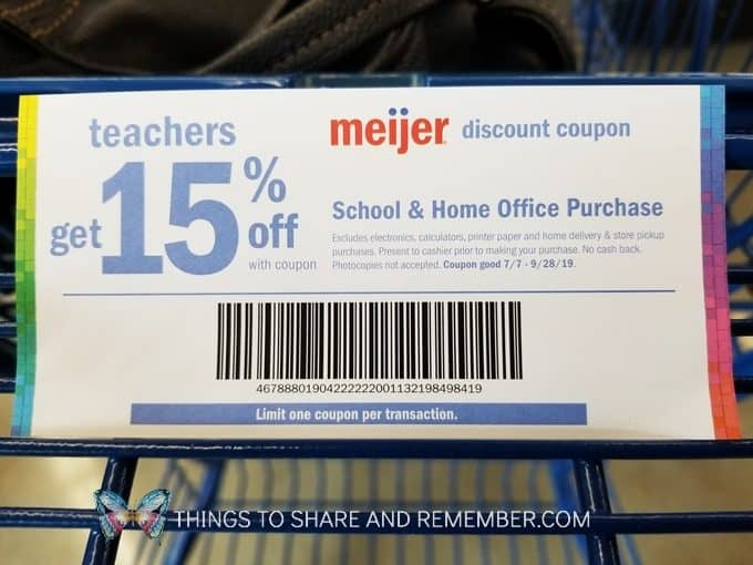teacher discount coupon