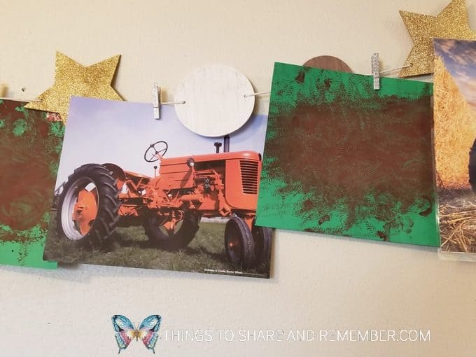 tractor inspiration poster