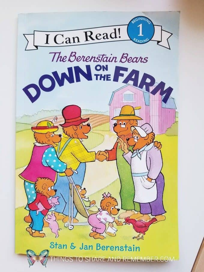 Farm books for preschoolers | Experience Preschool Curriculum | Down on the Farm preschool theme