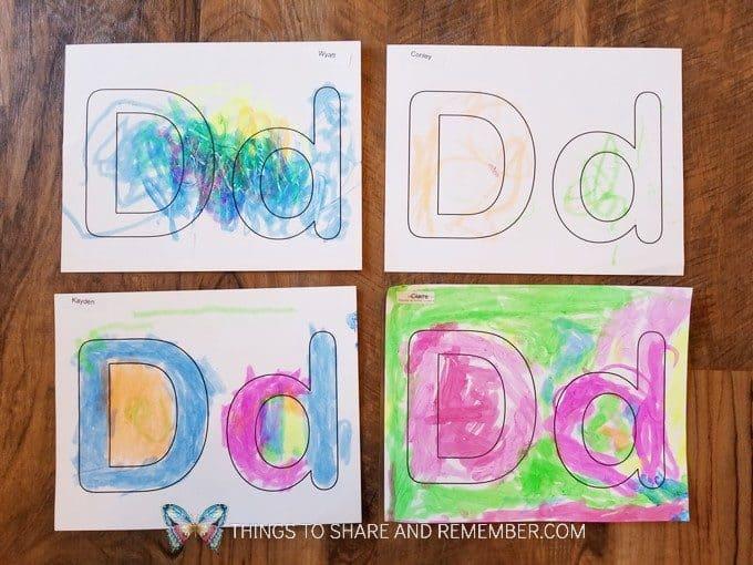 Preschool Dental Health Activities Experience Preschool D is for Dentist