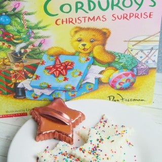 Corduroy's Christmas Surprise Story & Sensory