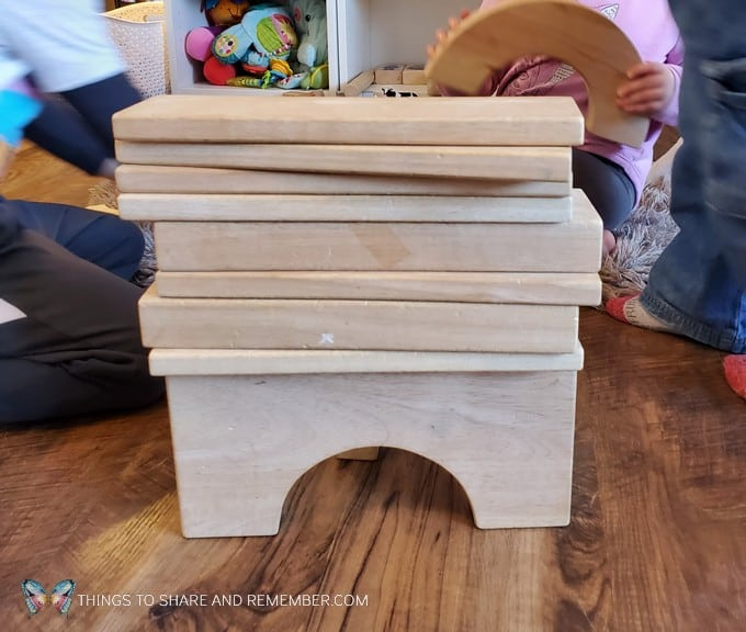 Humpty Dumpty Preschool Activities Block Walls
