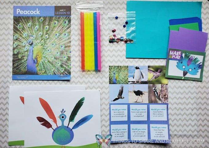 Lesson 19: Peacock