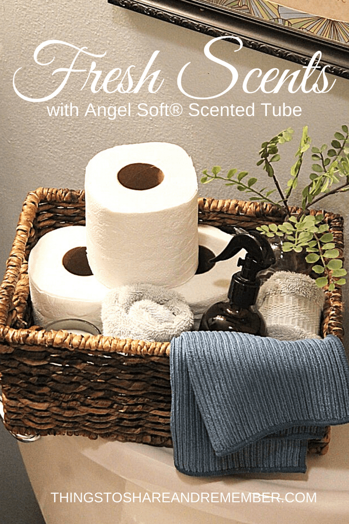 Fresh Scents with Angel Soft® Scented Tube