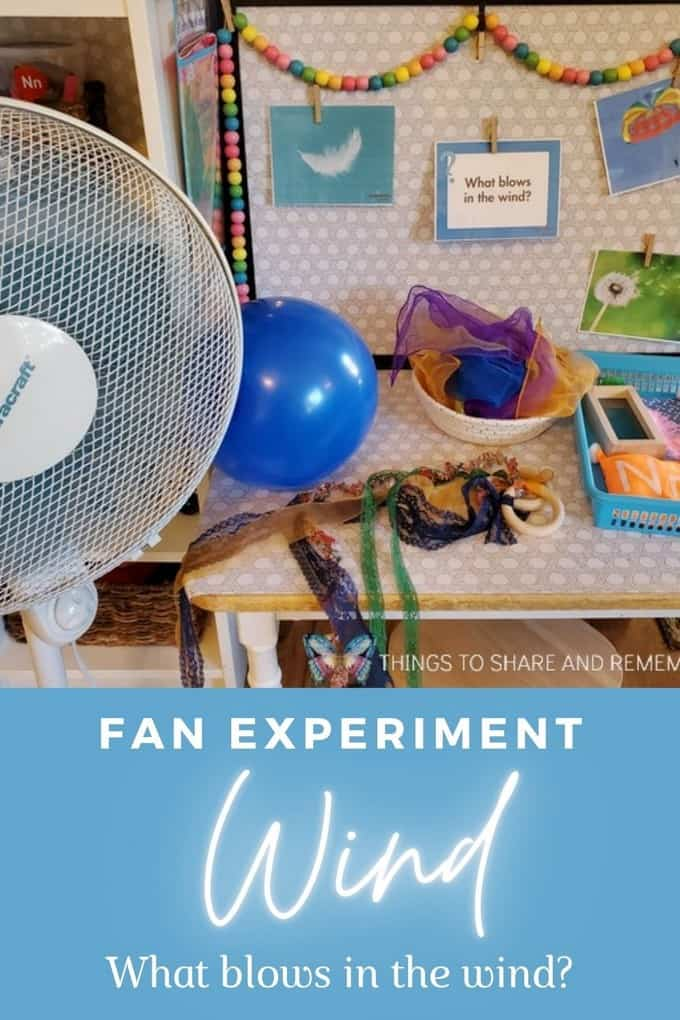 wind fan experiment for preschoolers