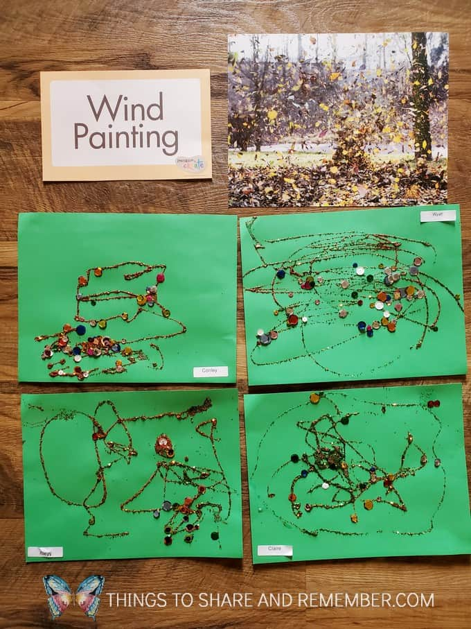 wind process art