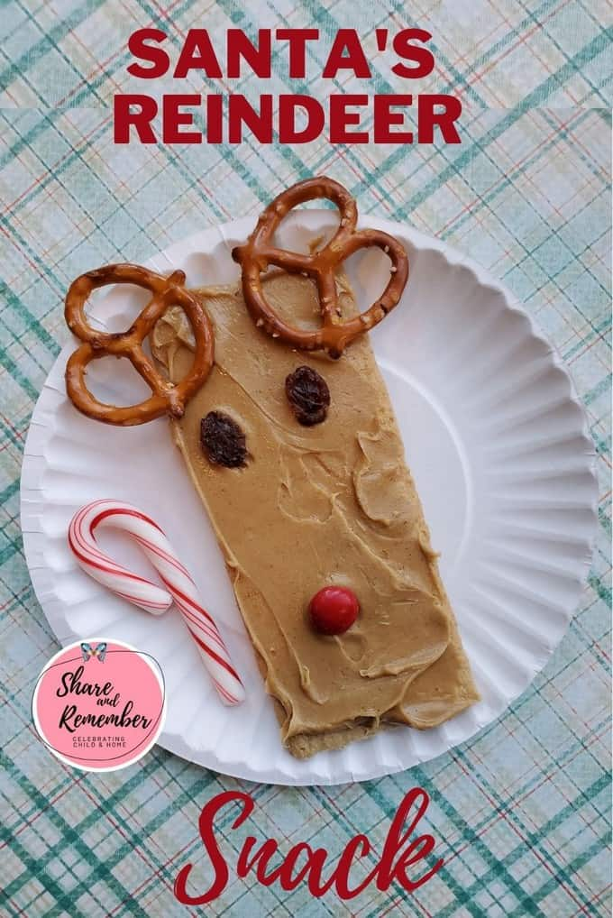 Santa's Reindeer Snack - Experience Early Learning Preschool Curriculum