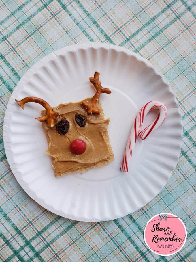 Santa's Reindeer Snack