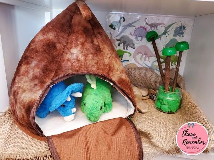 dinosaur cave toy