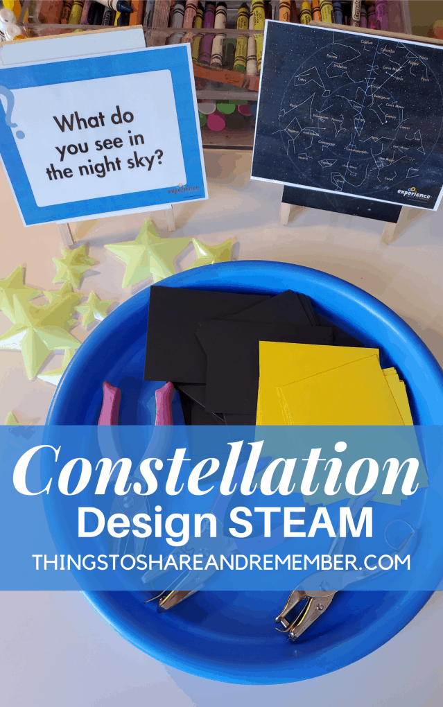 Constellation Design STEAM Station pin.