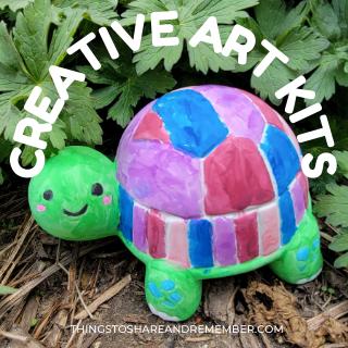 CREATIVE ART KITS featured