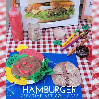 Hamburger Creative Art featured