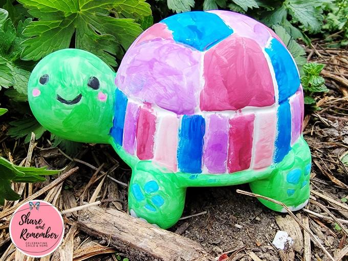 turtle-painted